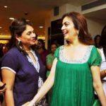 Mamta Dalal With Her Sister Nita Ambani