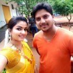 Nithya Ram with Vinod Gowda