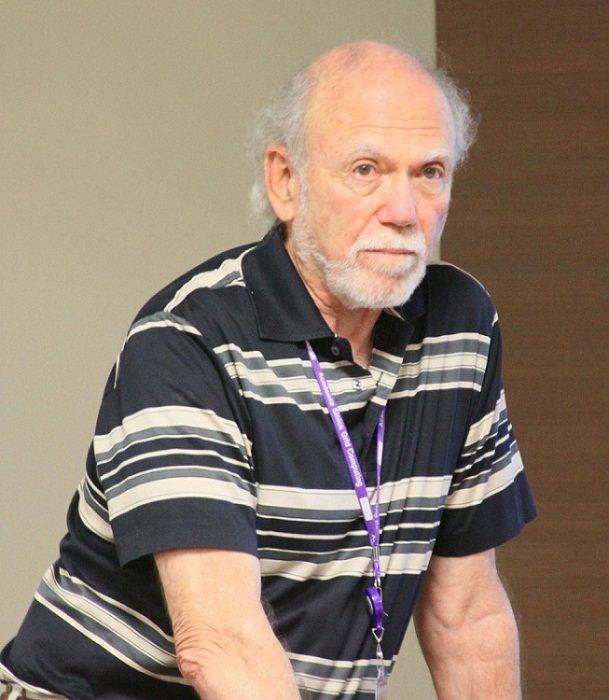 Nobel Laureate Barry Barish