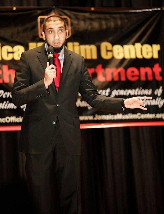 Nouman Ali Khan Islamic preacher