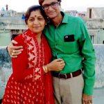 Nupur Shah parents