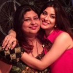Nyra Banerjee with her mother Nanditaa Bannerjee