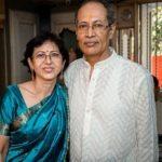 Panchi Bora's parents