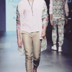 Paras Kalnawat in Lakme Fashion Week