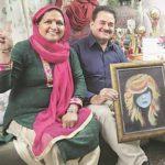 Anjum Moudgil's Parents