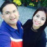 Parth Dhamija parents