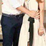 Pat Cummins With His Girlfriend Rebecca Boston