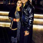 Piyush Chauhan with his wife Preeti Sharma
