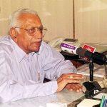 Piyush Goyal father Ved Prakash Goyal