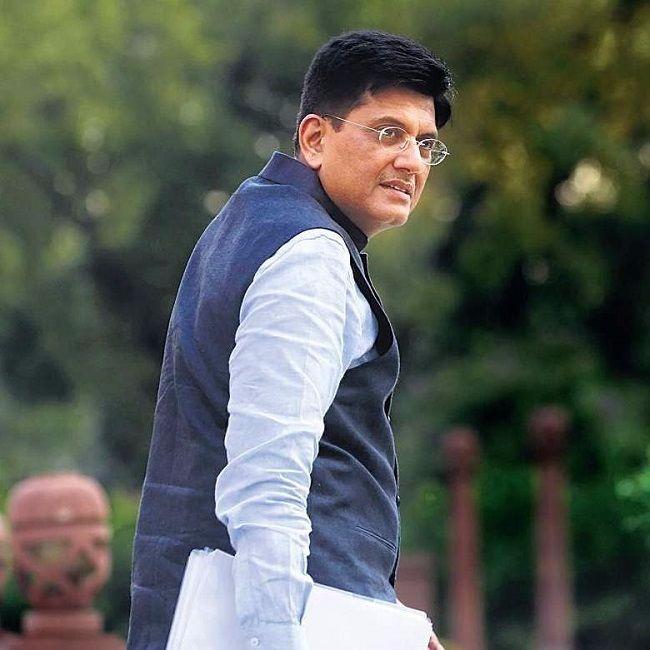 Politician Piyush Goyal