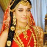 Pooja Sharma as Draupadi in TV serial Mahabharat