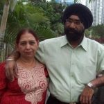 Poonam Preet Parents