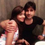 Pracheen Chauhan With Chhavi Pandey