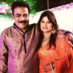 Prakruti Mishra parents