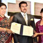 Prakruti Mishra received National Film Award for 'Hello Arsi' (2017)