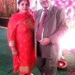 Preeti Sharma parents