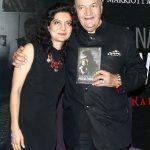 Prem Chopra with Rakita Chopra