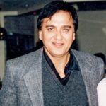 Namrata Dutt's Father