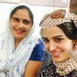 Priya Sindhu Mother