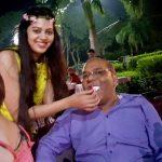 Priyanka Singh with her father