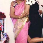 Puja Kameshwar Sharma mother