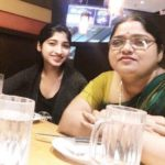 Pujarini Ghosh Sister and Mother