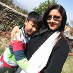 Rachna Banerjee son