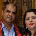 Radhika Bangia Parents