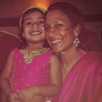 Radhika Karle daughter