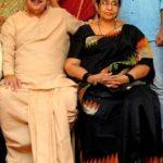 Raghu Babu parents