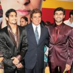 Raj Babbar With His Sons