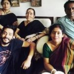 Raj Chakraborty Family