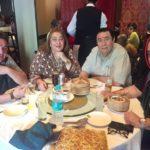 Rajiv Kapoor With His Keluarga Members