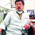 Rajesh Talwar At His Clinic