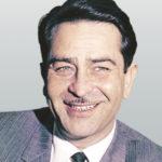 Rajiv Kapoor's Father - Raj-Kapoor