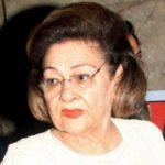 Rajiv Kapoor's Mother- Krishna Kapoor