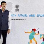 Rajyavardhan Singh Rathore - India' Sports Minister
