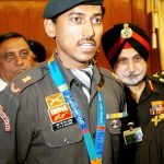Rajyavardhan Singh Rathore - Indian Army