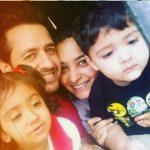 Rakesh Paul family