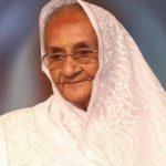 Ramesh Oza's Mother Laxmiben Oza