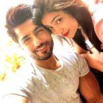 Rehaan Roy with Jasmine Roy