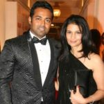 Rhea Pillai With Her Ex-Boyfriend Leandar Paes 1