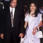 Rhea Pillai With Her Ex-Husband Sanjay Dutt