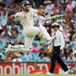Ricky Ponting Celebrates His 100th Test Series In Sydney Cricket Ground