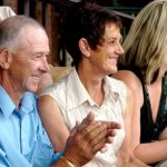 Ricky Ponting's Father Greg And Mother Lorraine Watching His 100th Test Match