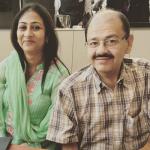 Ridhima Ghosh parents