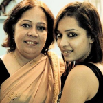 Rimjhim Mitra mother
