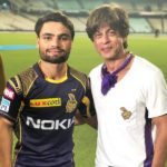 Rinku Singh With Co-owner Of KKR