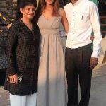 Riya Subodh parents