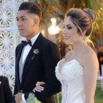 Roberto Firmino getting married to Larissa Pereira